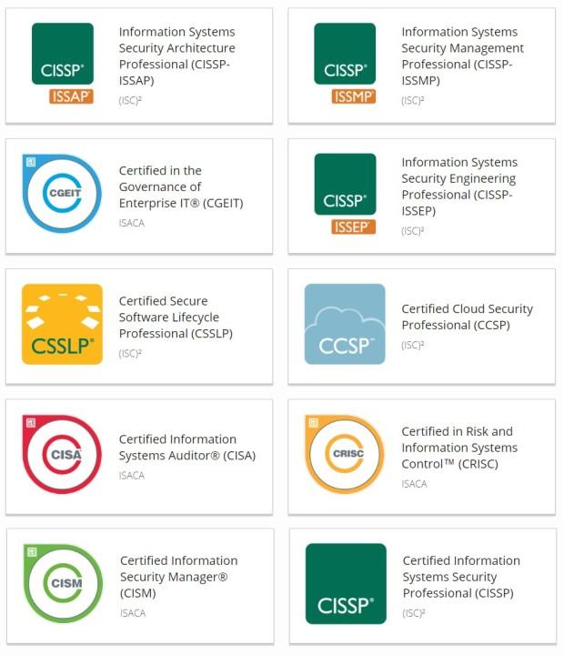 infosec open badges