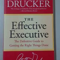 01-The Effective Executive